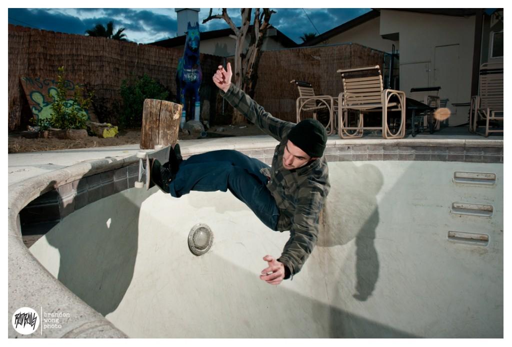 Shane Henry - Palm Desert - 1/1/13