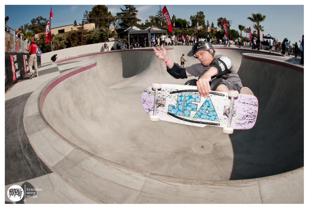 Brian Brannon Huntington Beach Skatepark