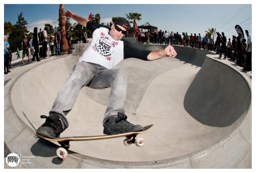 Dave Duncan HB skatepark