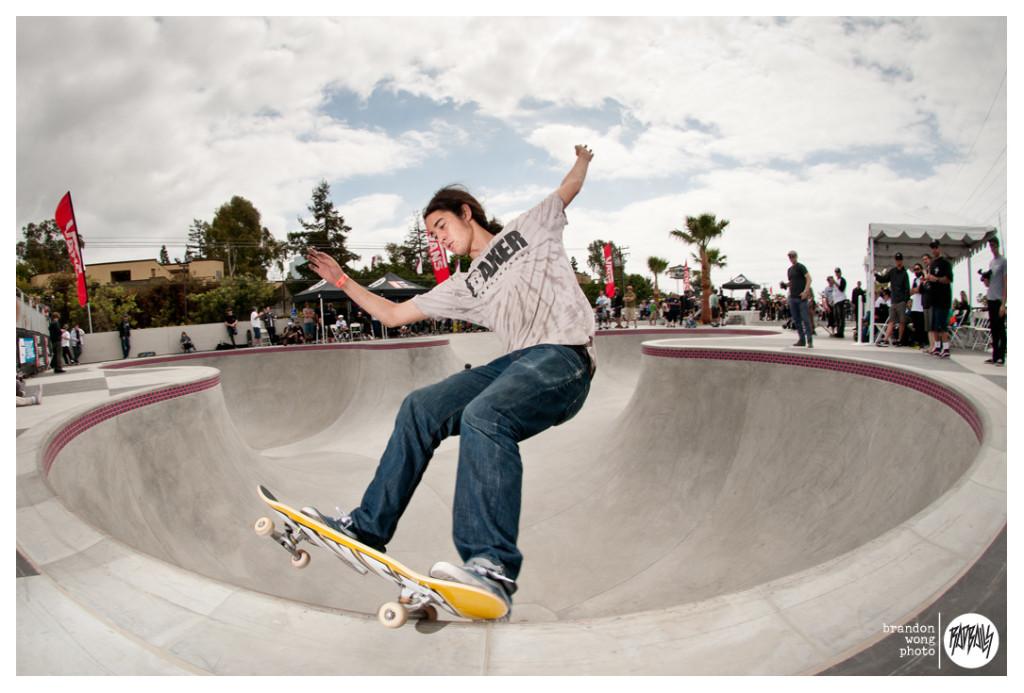 rowan vans huntington beach skatepark