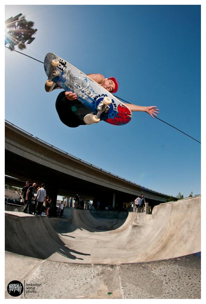 Jake Reuter - Channel Street - 4/20/13