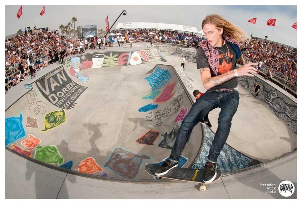 Chris Gregson Van Doren Invitational