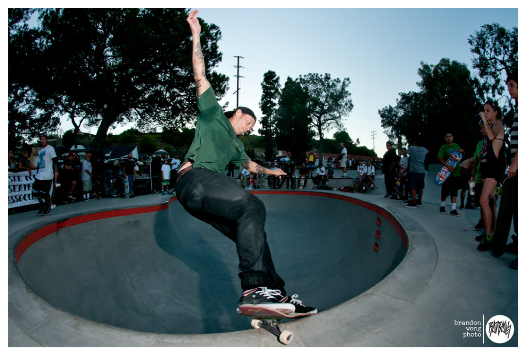 Mark - peck park skatepark san pedro