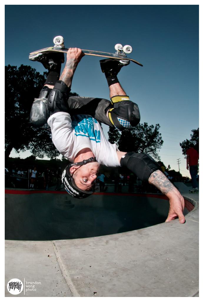 nick d - peck park skatepark san pedro