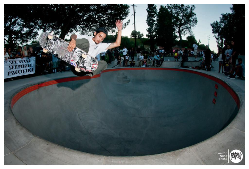 oscar navarro - peck park skatepark san pedro
