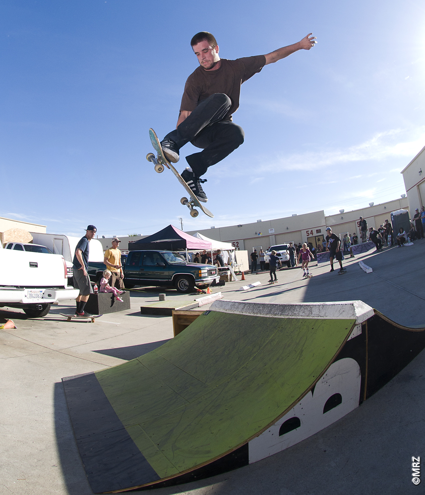 Ronnie Yerman - Slappy Slaughter - 12/1/13 - Ph: MRZ