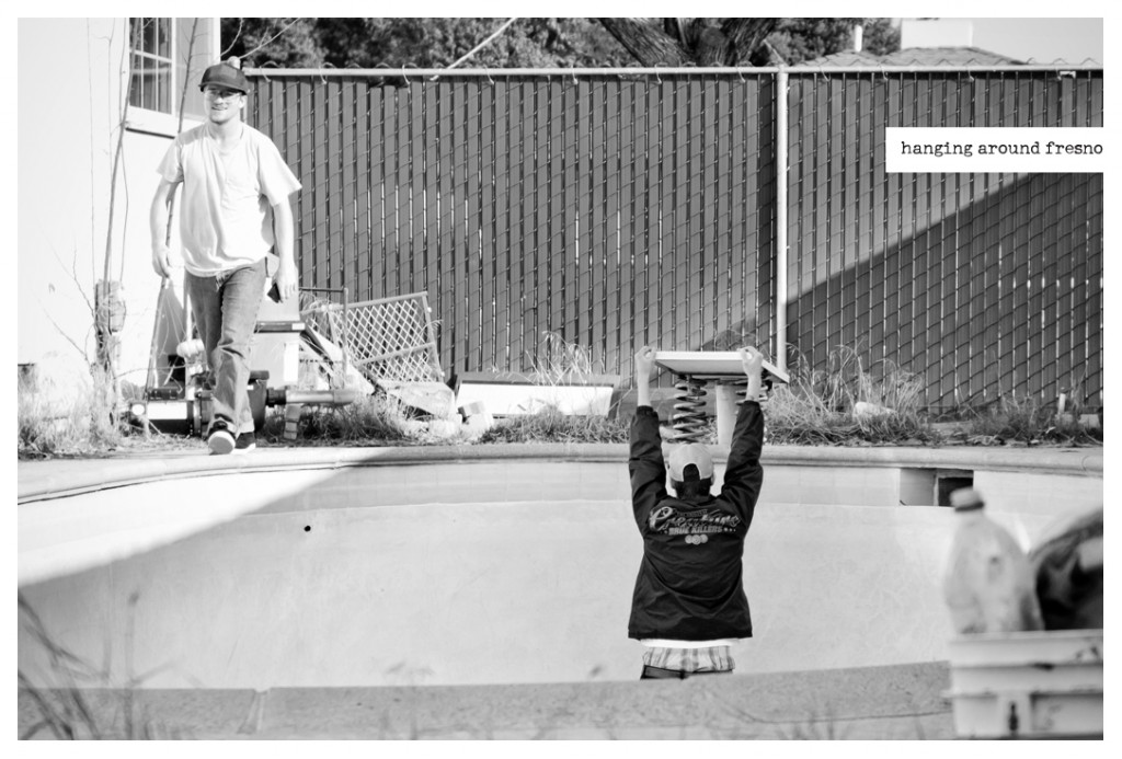 fresno pool skating ben raybourn david gravette