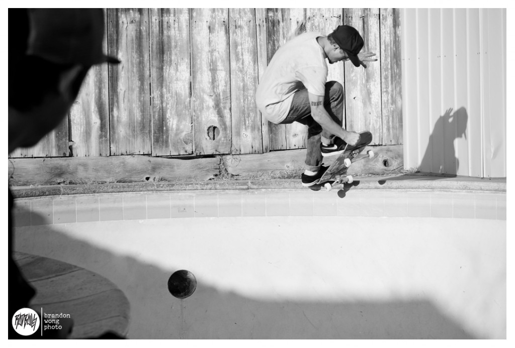 ben raybourn pool skating