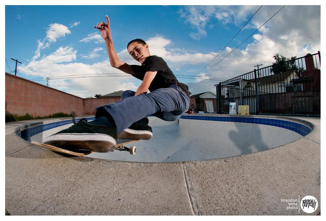 Patrick - Crail slide