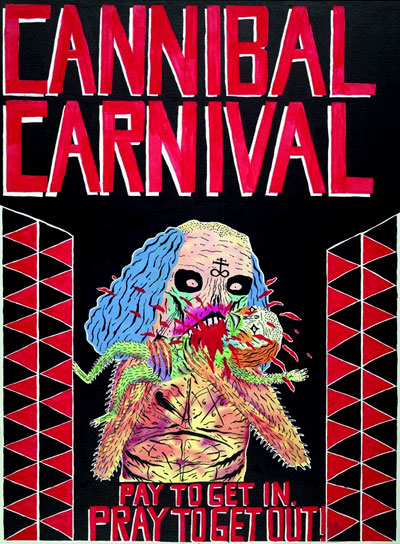 neckface's cannibal carnival