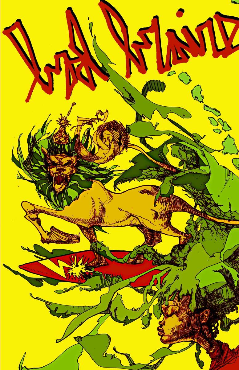 bad brains hawaii choe poster 2