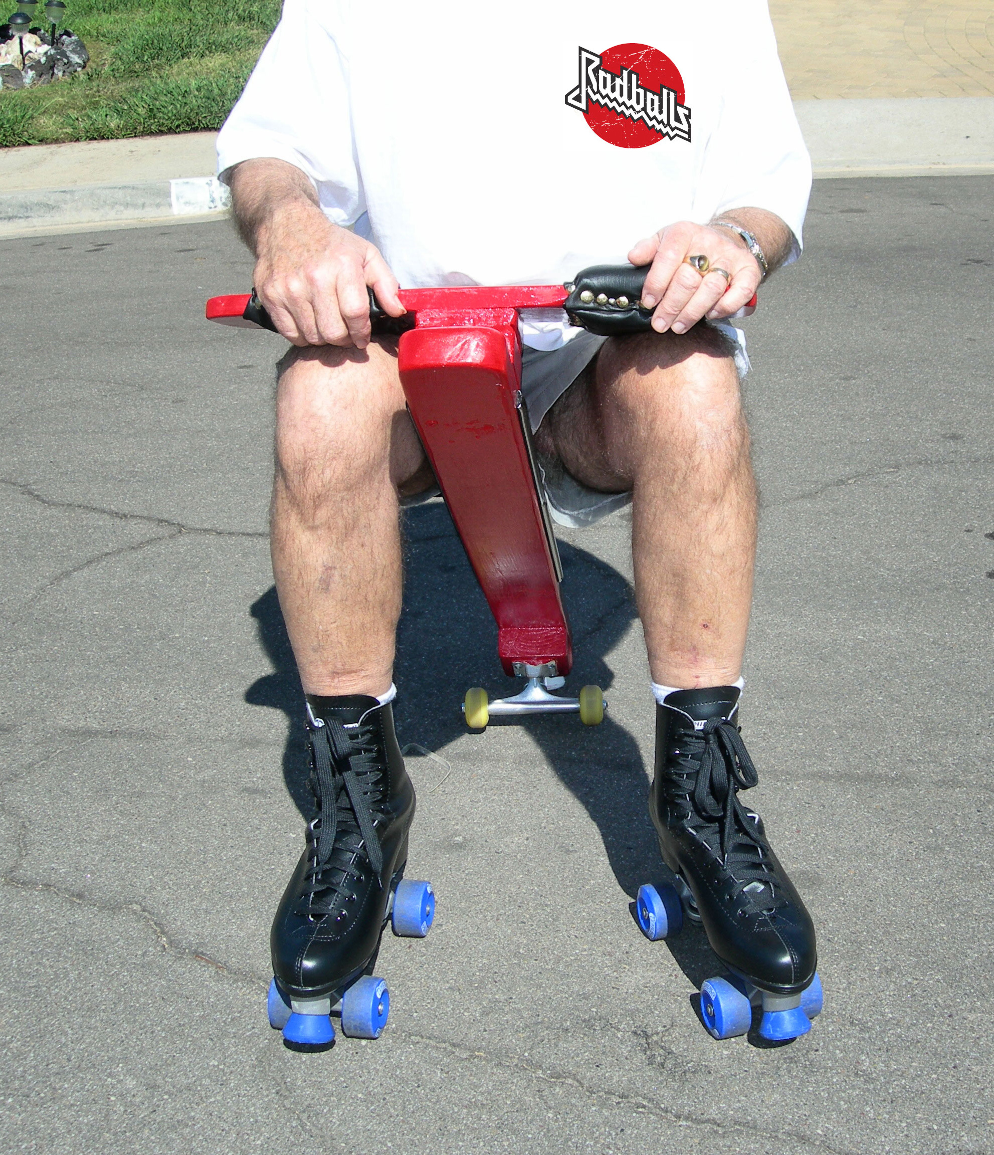 just type 'hairy balls skateboard' into google and this will pop ...