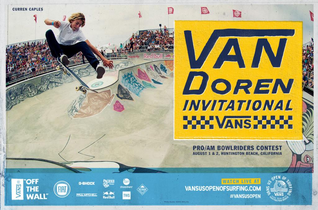 van doren invitational 2014 flyer