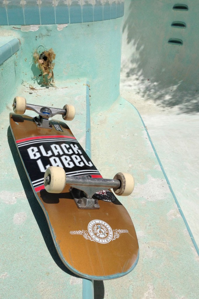 Black Label Skateboards review