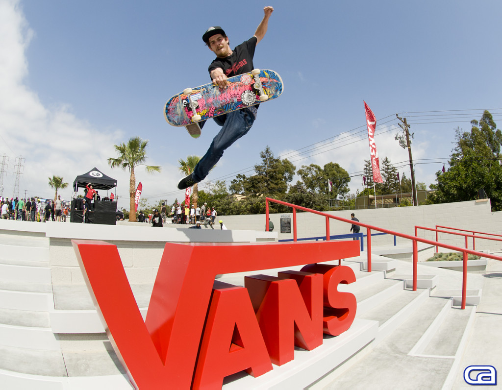 Josh Mattson hb skatepark
