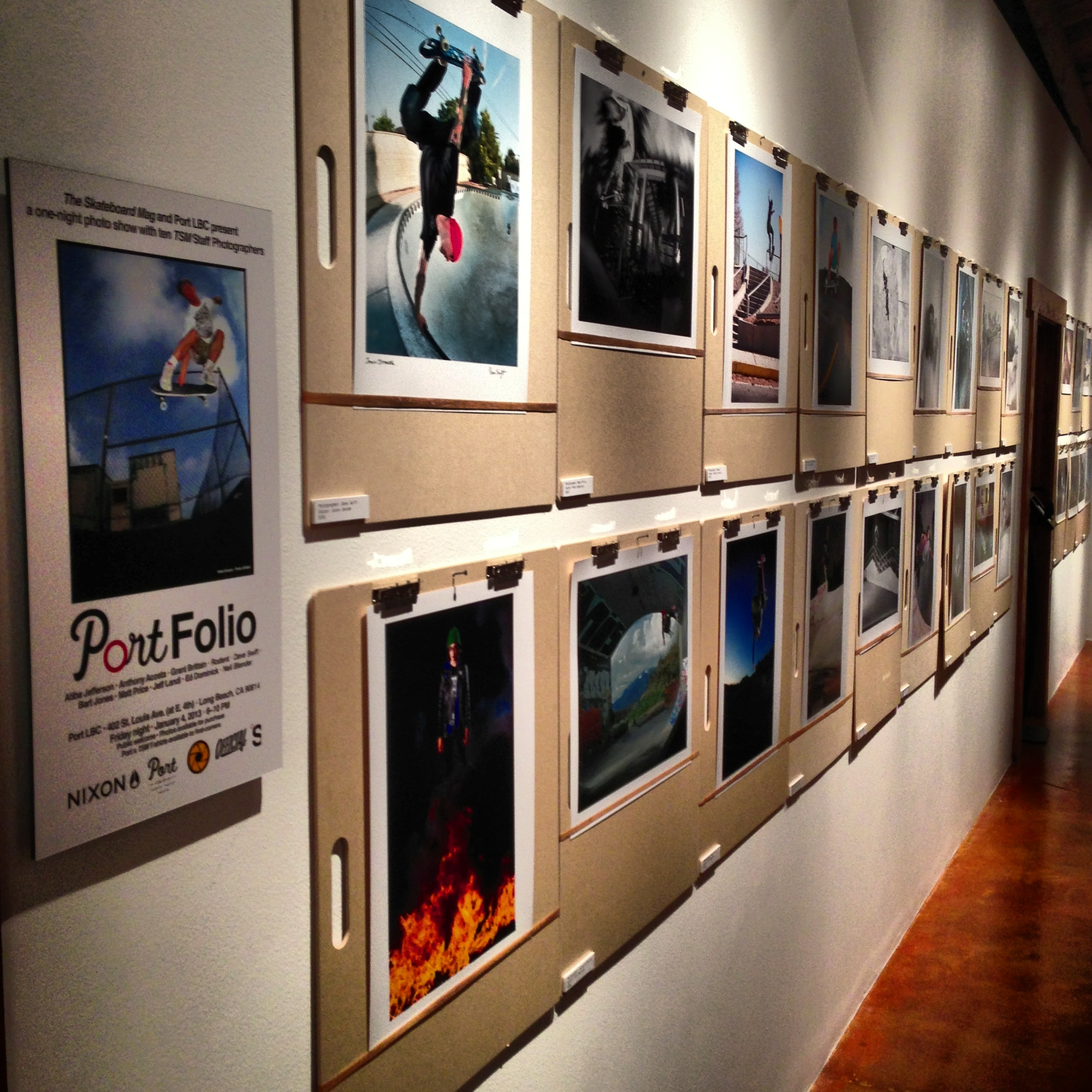 The Skateboard Mag Photo Show