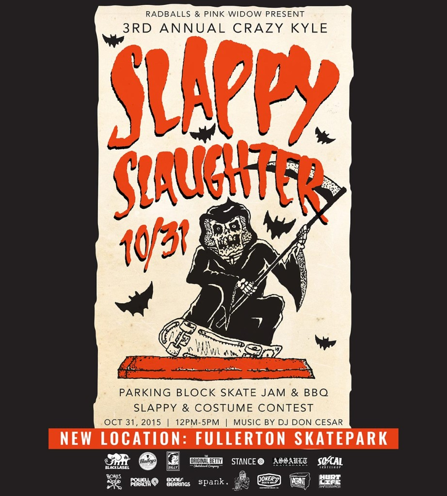 SLAPPYSLAUGHTERFULLERTON