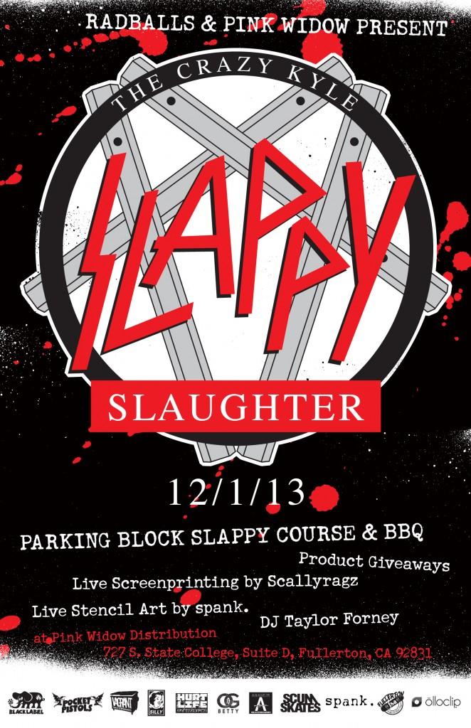 Slappy Slaughter