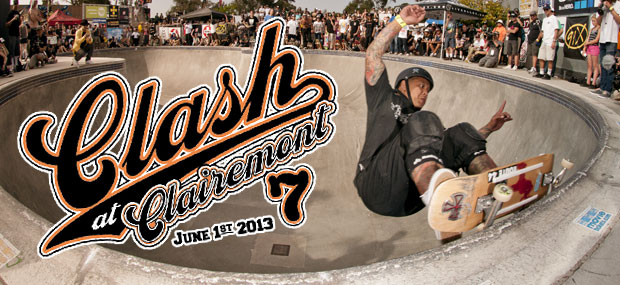 clash at clairemont