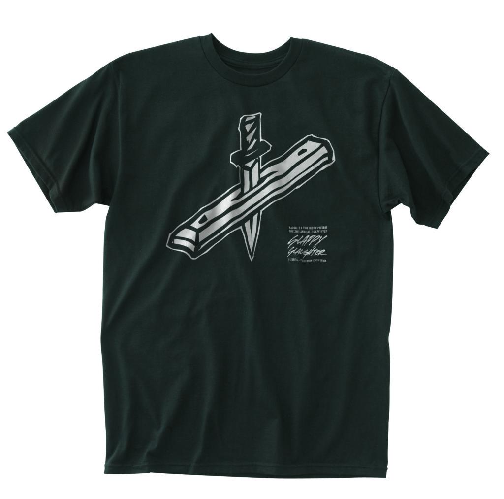 radballs slappy slaughter logo shirt